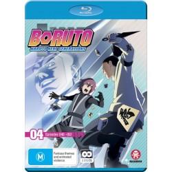 Boruto Part 4 Blu-ray Eps 40-52