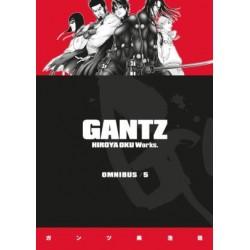 Gantz Omnibus V05