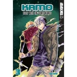 Kamo Pact with the Spirit World V03