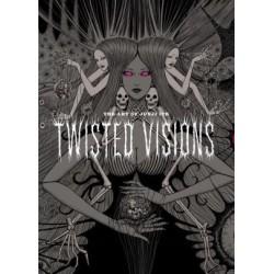 Art of Junji Ito: Twisted Visions