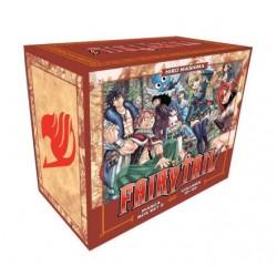 Fairy Tail Manga Box Set 2 V12-V22