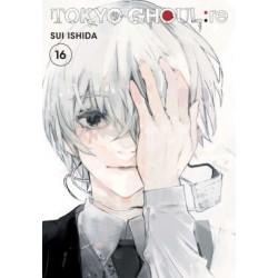 Tokyo Ghoul:Re V16
