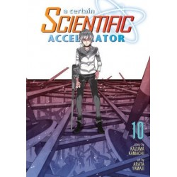 Certain Scientific Accelerator V10