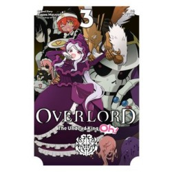 Overlord: The Undead King Oh! V03