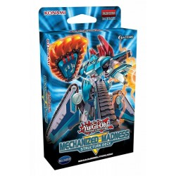 Yu-Gi-Oh! Mechanized Madness...