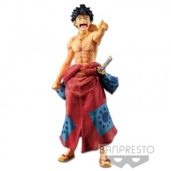 One Piece BWFC Monkey D Luffy...