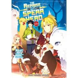 Reprise of the Spear Hero Manga V02