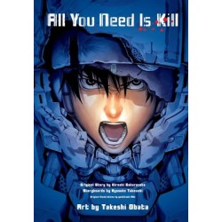 All You Need Is Kill Manga 2-In-1