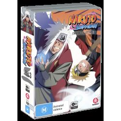 Naruto Shippuden Chakra DVD...