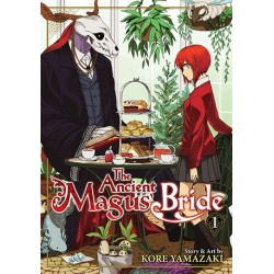 Ancient Magus' Bride V01