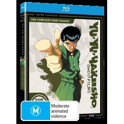 Yu Yu Hakusho S1 Blu-ray