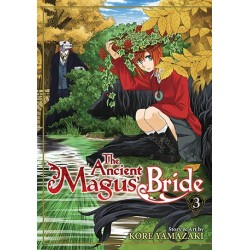 Ancient Magus' Bride V03