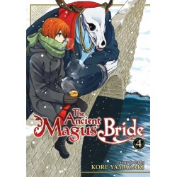Ancient Magus' Bride V04
