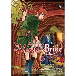 Ancient Magus' Bride V05