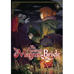 Ancient Magus' Bride V06