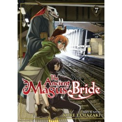 Ancient Magus' Bride V07