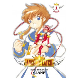 Angelic Layer Omnibus V01