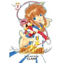 Angelic Layer Omnibus V02