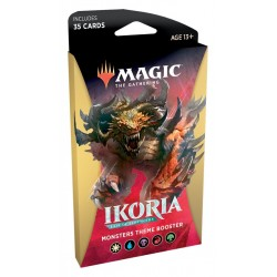 MTG Monsters Ikoria Lair of...