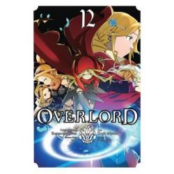 Overlord Manga V12