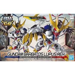 SDGCS K16 Gundam Barbatos Lupus Rex