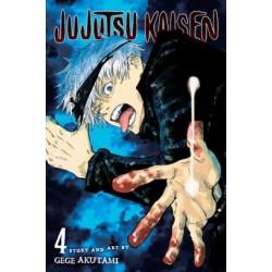 Jujutsu Kaisen V04