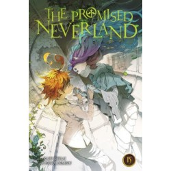 Promised Neverland V15