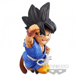 DBGT Son Goku Dragon Fist Figure