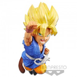 DBGT SS Son Goku Dragon Fist Figure