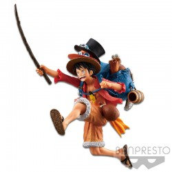 One Piece MP Luffy Mania Produce...