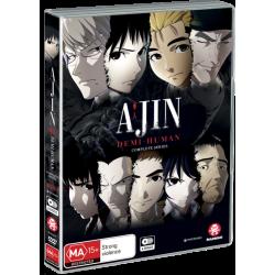 Ajin Demi-Human DVD Complete Series
