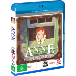 Anne of Green Gables DVD/Blu-Ray...