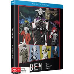 Bem Blu-ray Complete Series