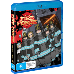 Fire Force Season 1 Part 1...