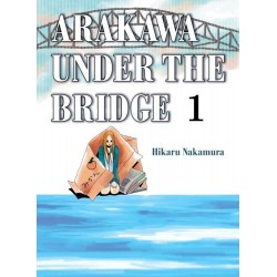 Arakawa Under the Bridge V01