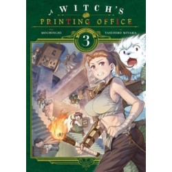 Witch's Printing Office V03