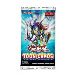 Yu-Gi-Oh Toon Chaos Booster