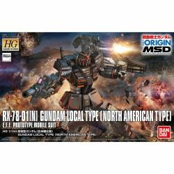 1/144 HG TOR K017 Gundam Local...