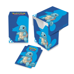 Pokemon Squirtle Full View Deck Box