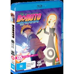 Boruto Part 5 Blu-ray (Eps 53-66)