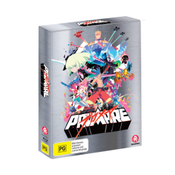Promare LE Blu-ray Limited Edition
