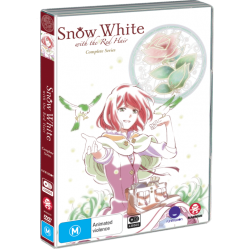 Snow White with the Red Hair DVD...