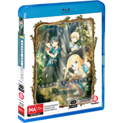 SAO Alicization Part 1 Blu-ray...