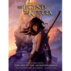 Art of Avatar: Legend of Korra:...