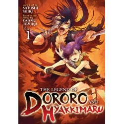 Legend of Dororo & Hyakkimaru V01