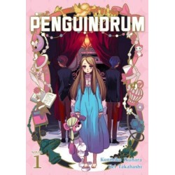 Penguindrum Novel V01