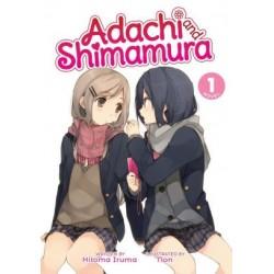 Adachi & Shimamura Novel V01