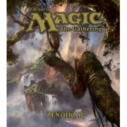 Art of Magic the Gathering Zendikar