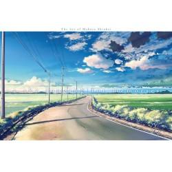 Art of Makoto Shinkai: Sky...