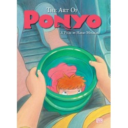 Art of Ponyo (Hardcover)